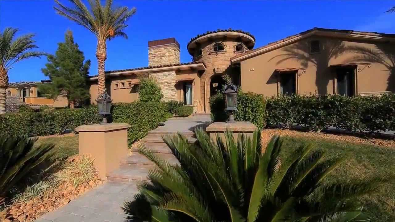 Dream home for sale in las vegas nv youtube for Las vegas dream homes