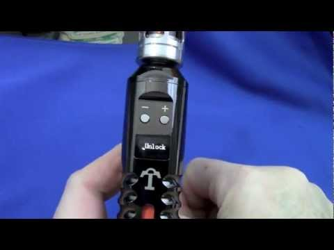 Tesla Variable Wattage Variable Voltage Mod