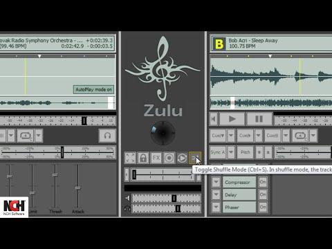 Zulu DJ Software | Overview