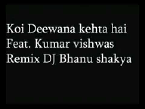 Best Dj Shayari In D World Edit By Kumar Vishwas video