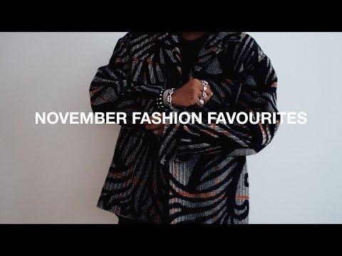 November Fashion Favourites   Recent Pickups & Sale Hacks
