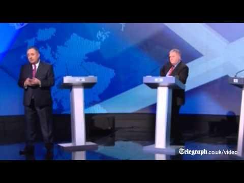 Salmond v Darling: the Scottish independence debate explained