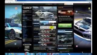 Need for Speed World Boost Hack 2014