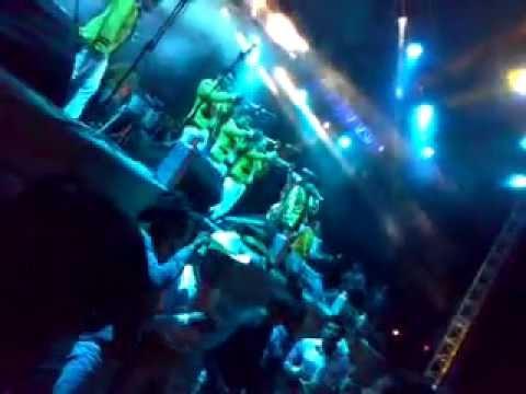 La Razza y su Norteño Banda en Ixtapaluca 2014- Disculpe Usted
