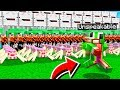 UNSPEAKABLE vs 500 WORLD'S FUNNIEST MOBS!
