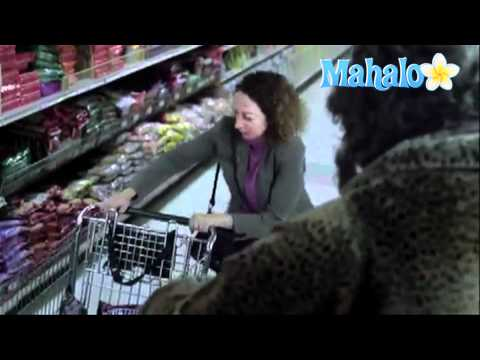 Snickers Halloween Grocery Store Commercial