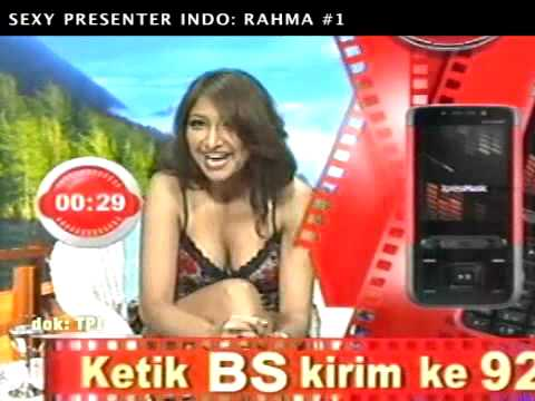 Sexy Presenter Rahma