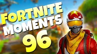 IMPULSE GRENADES LIKE NINJA: EXPECTATION Vs. REALITY | Fortnite Daily Funny and WTF Moments Ep. 96