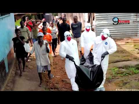 Killer Ebola: More than 8000 People Killed due to Ebola Disease