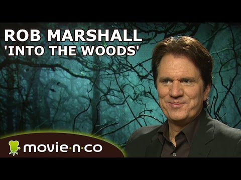 'Into The Woods': Interview With Rob Marshall