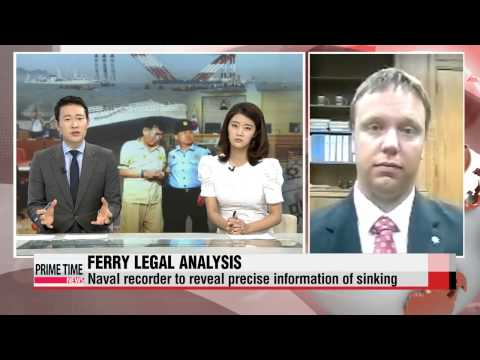 PRIME TIME NEWS 22:00 Trial of sunken Sewol-ho ferry crew continues
