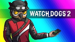 Watch Dogs 2 Funny Moments - Career Hopping w/ Terroriser