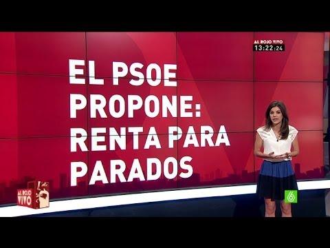 El PSOE propone una Renta para todos