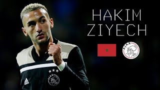 HAKIM ZIYECH / حكيم زياش - Elite Skills, Goals, Assists, Passes - AFC Ajax - 2018/2019