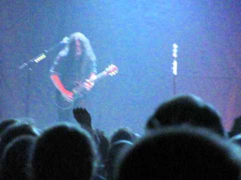 Hammerfall - Hearts on Fire Live, Jäähalli, Helsinki, Finland 22.04.2012