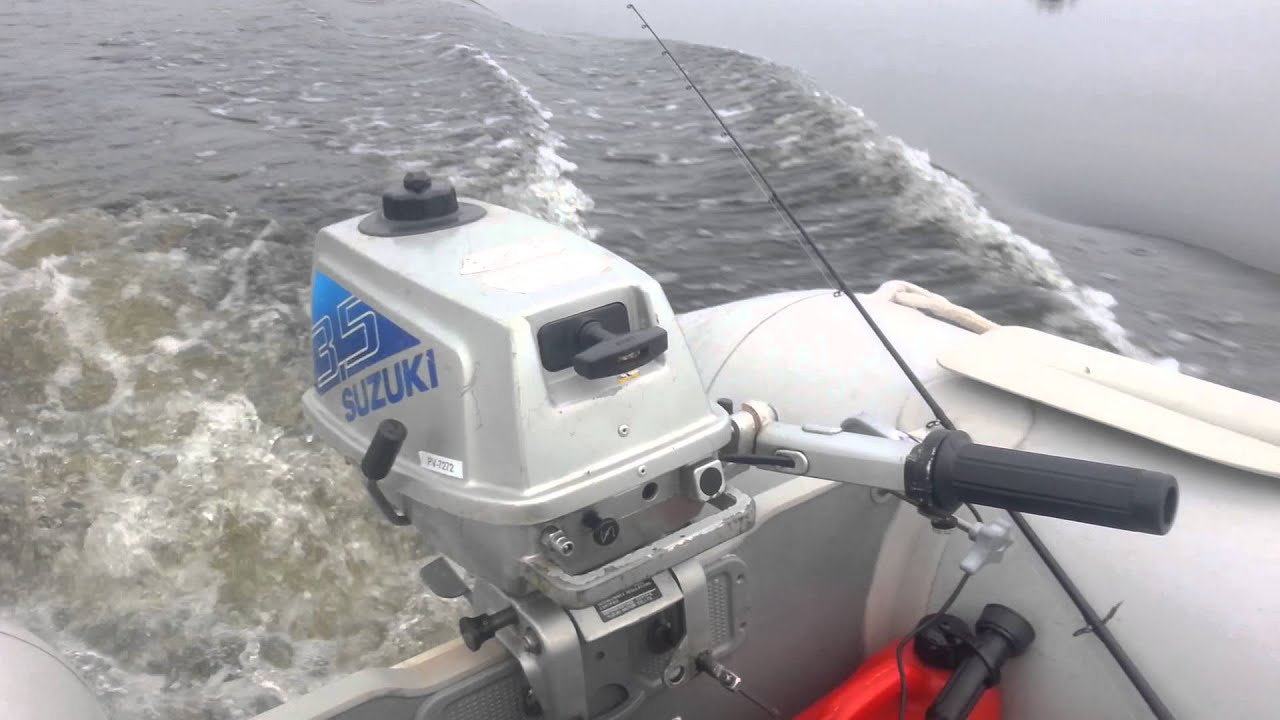 Suzuki   Outboard Manual