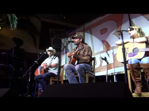 Josh Thompson - Cold Beer With Your Name On It - NRA FC Party