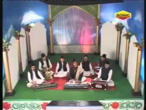 World Famous Qawwali - Muhammad Ke Shaher Mein (Full Part 2/3)
