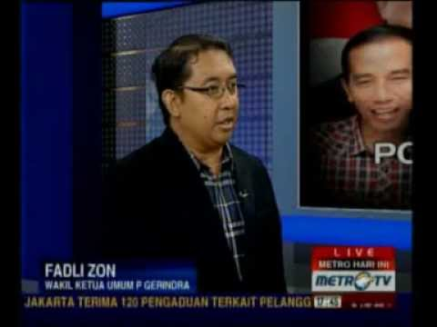 Kehebatan Jokowi dimata Politikus