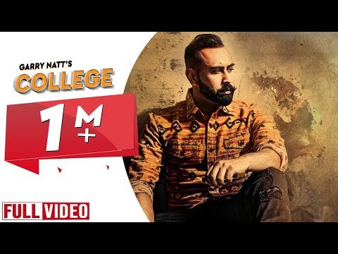 College | Garry Natt | Full Official Video | Yaar Anmulle Records...
