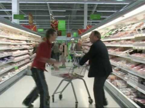 Fatboy Slim - Weapon Of Choice In Asda video
