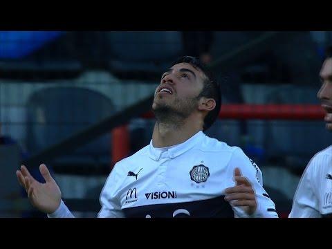 Huachipato 0x2 Olimpia - Copa Sudamericana 2015 - First Round
