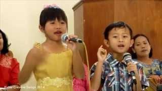 Kanaya & Tristan - Isn't He Wonderful