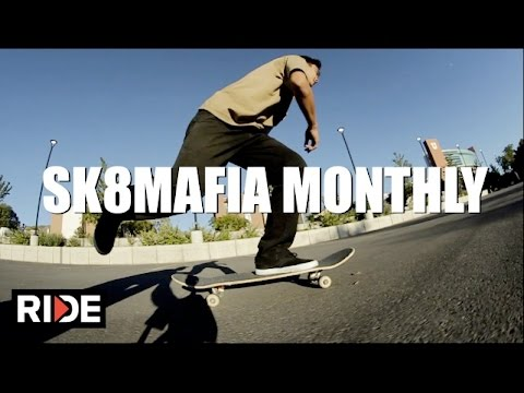 SK8MAFIA MONTHLY NOVEMBER 2015
