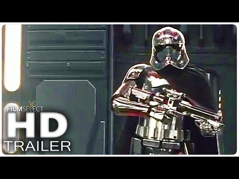 "STAR WARS 8 ""Captain Phasma"" Trailer (2017)"