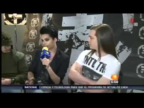 02.12.10 Interview Tvolucion Televisa