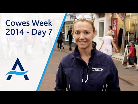 Aberdeen Asset Management Cowes Week 2014 Day 7 Highlights