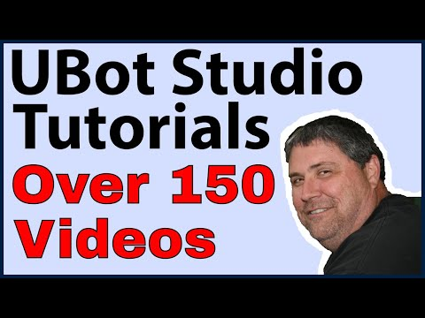 UBot Tutorials: Saving a Simple List v3.5