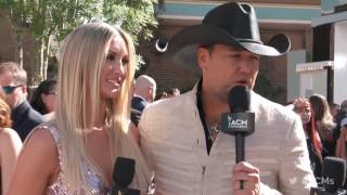 Download Lagu 2017 ACM Awards: Jason Aldean Red Carpet Interview Gratis STAFABAND