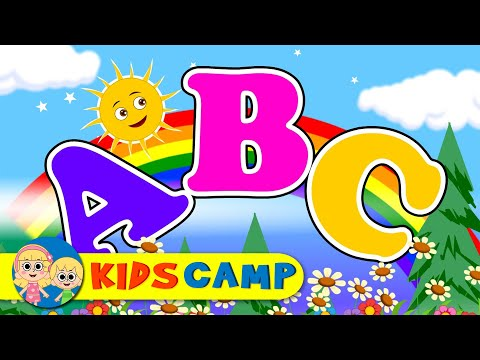 ABC SONG | ABC Alphabet Songs for Children - Learning ABC Nursery...