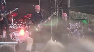 Root Hřbitov live @ Brutal Assault 2017