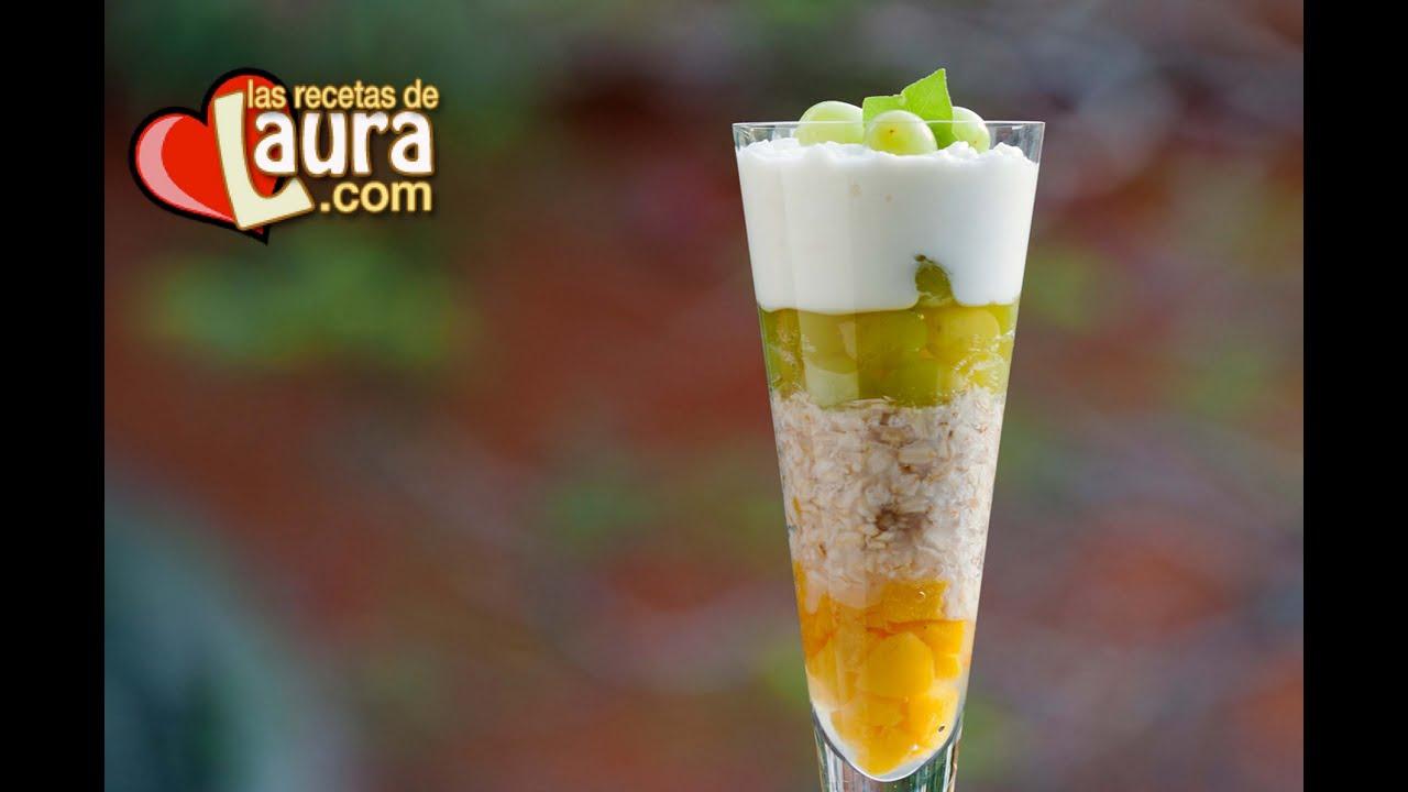 Desayuno Saludable Con Avena Desayuno Saludable ♥ Avena