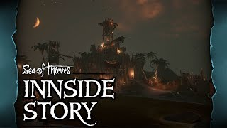 Official Sea of Thieves Inn-side Story #24: Skeleton Forts
