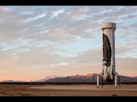 Historic Rocket Landing