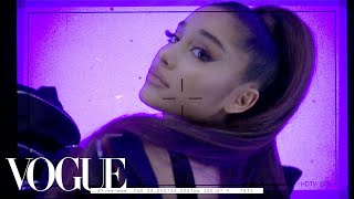 How Ariana Grande Made Her Vogue Cover Video | Vogue