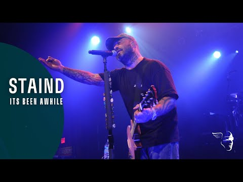 Staind - Its Been A While (Live @ Mohegan Sun)