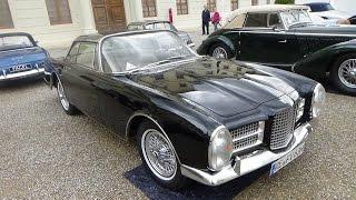 1964 Facel Vega 2 - Retro Classics meets Barock Ludwigsburg 2016