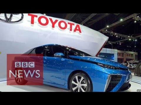 Are hydrogen powered cars the future? BBC News