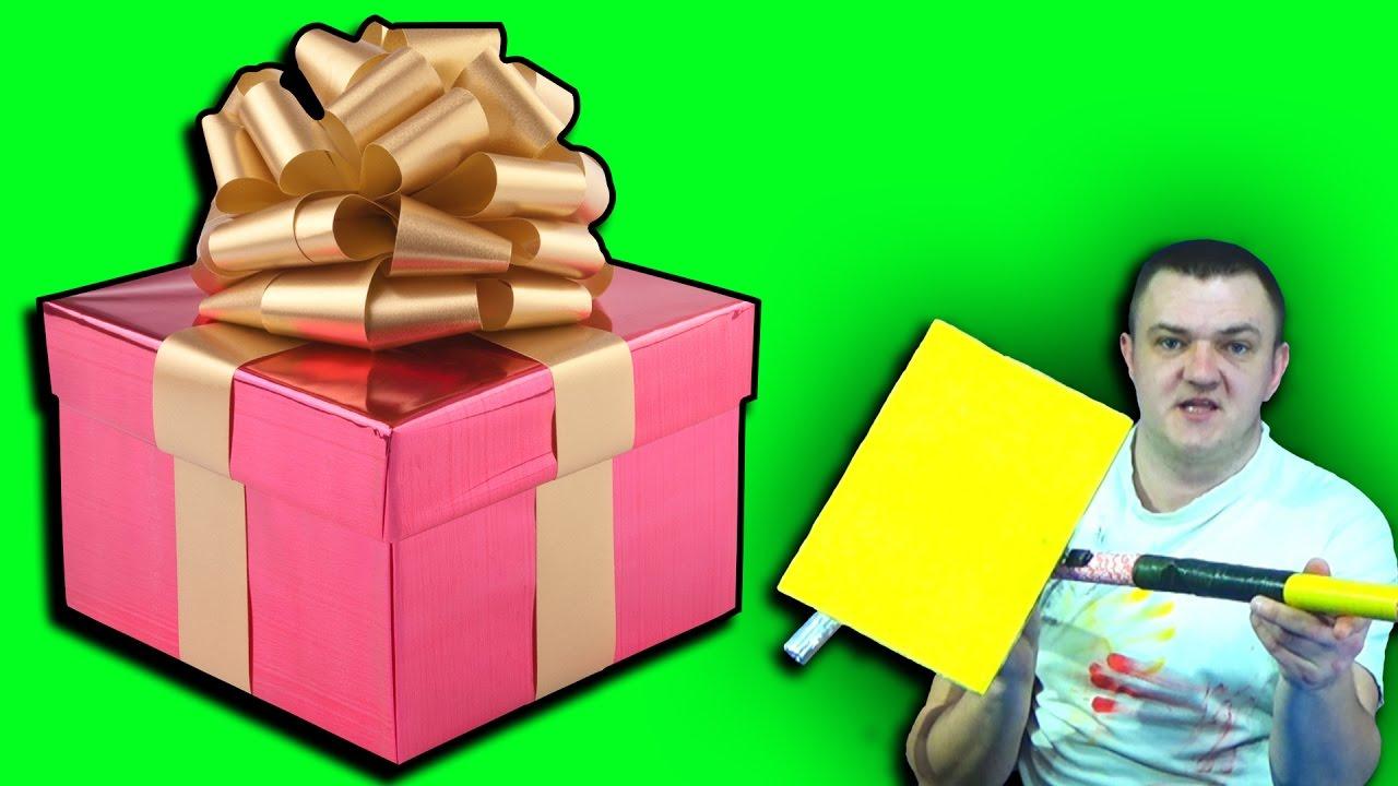 Категории подарков на день рождения