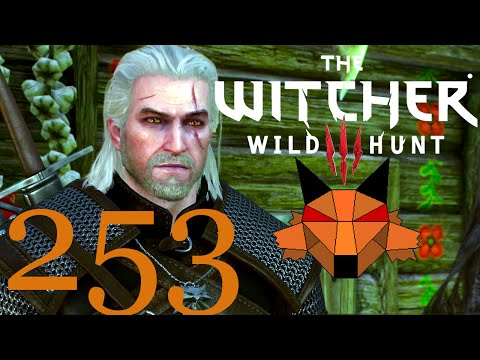 Let's Play Witcher 3: Wild Hunt [Blind, PC, 1080P, 60FPS] Part 253 - The Family Blade