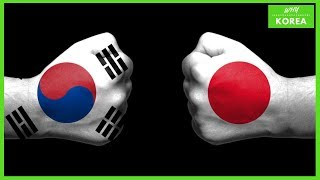 Korea & Japan Tensions Rise, Why? Economic Situation Explained.