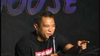 Filipino Comedian Edwin San Juan Latino Comedy Fiesta Pt. 1