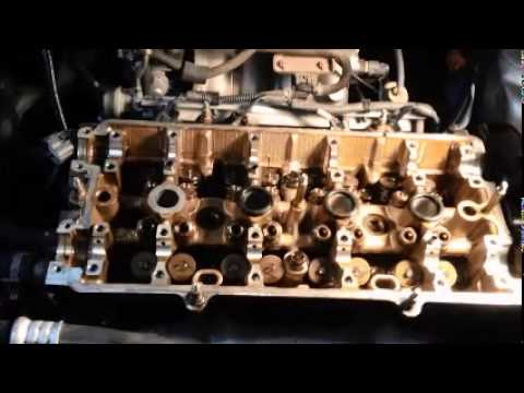 Honda CRV Misfires. Check engine codes. P0300. P0301. P0302. P0303. P0304. burnt valve. $100 fix