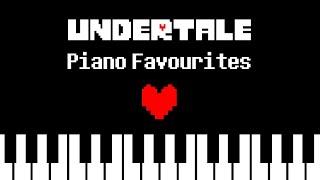 Undertale Piano Favourites - Full Album