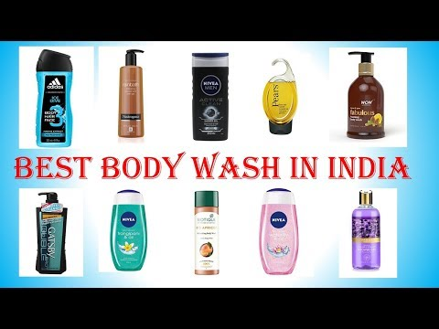 Best Body Wash in India with Price