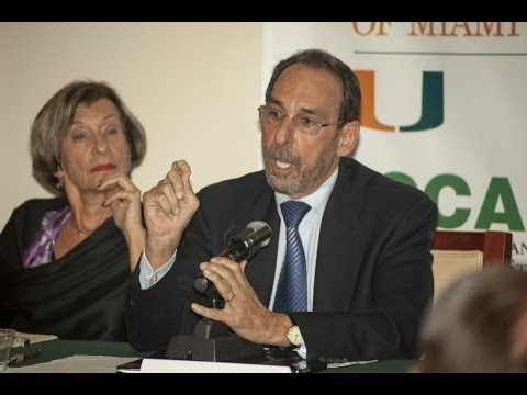 Jose Azel - The Venezuelan Crisis: Implications for Cuba; Options for the U.S.